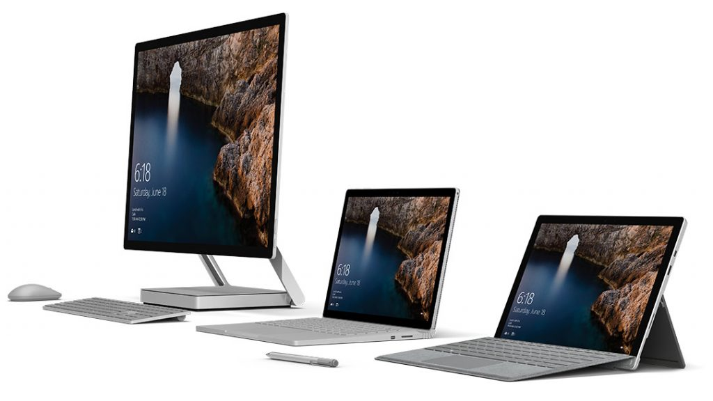 Microsoft Surface Products