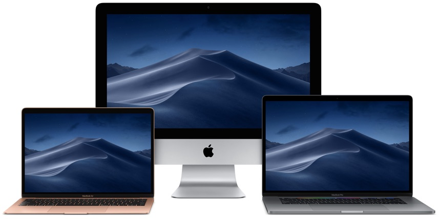 MacBook, iMac, MacBook Air