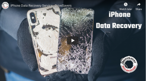 iPhone Data Recovery Video